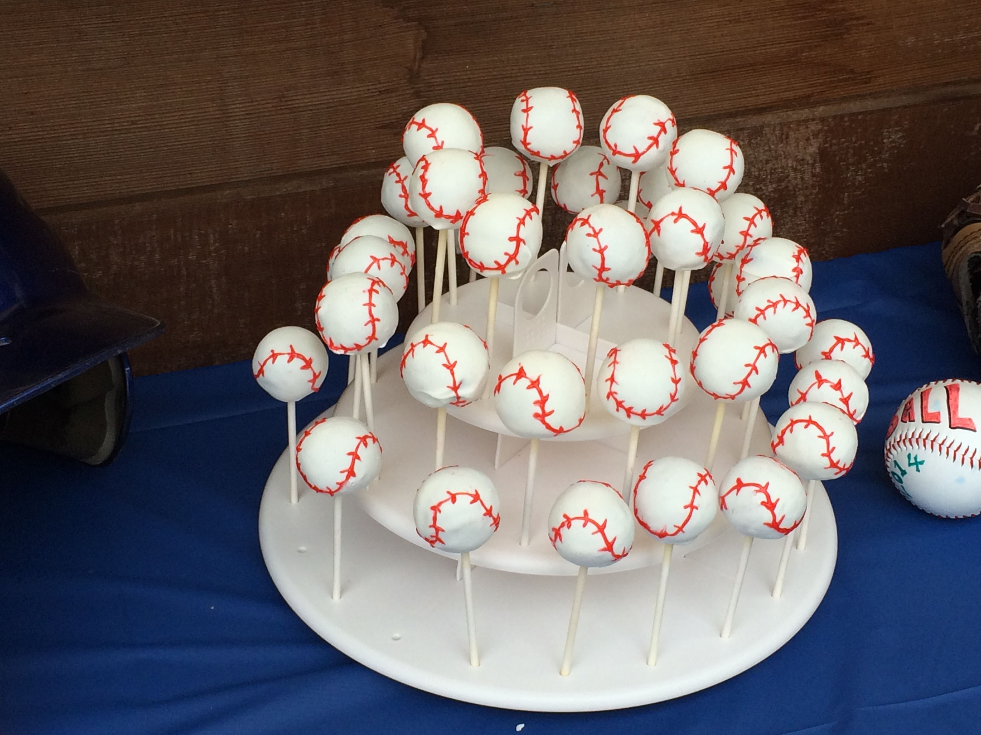 Baseball Theme Baby Shower